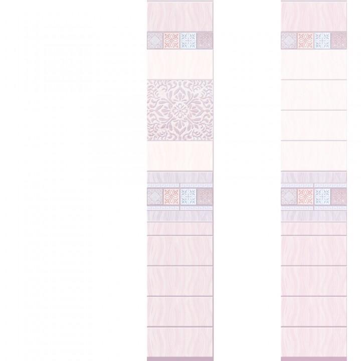 ПВХ-панели с имитацией плитки Майолика 1