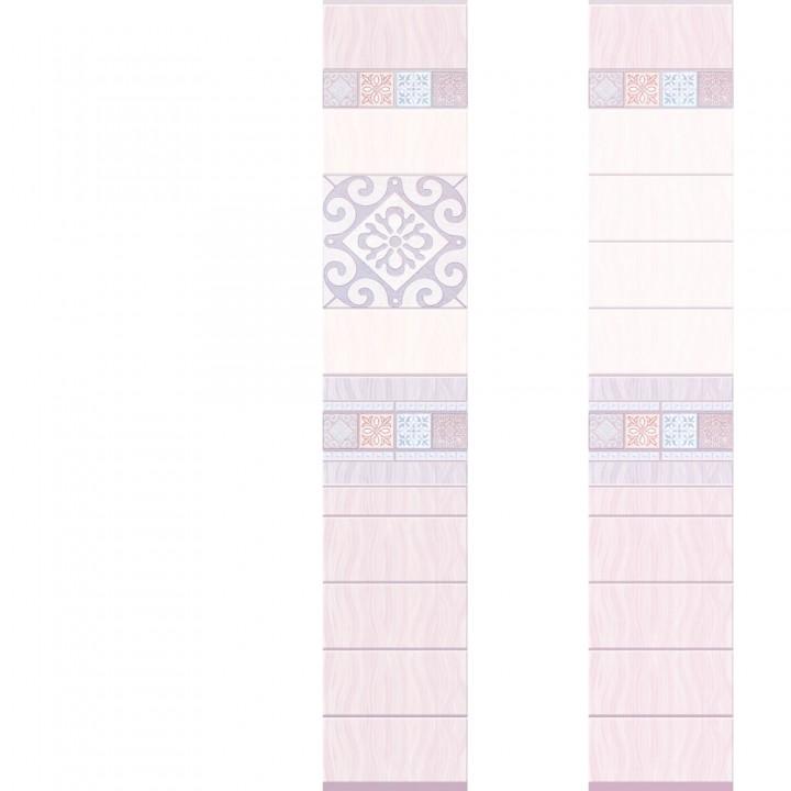 ПВХ-панели с имитацией плитки Майолика 3