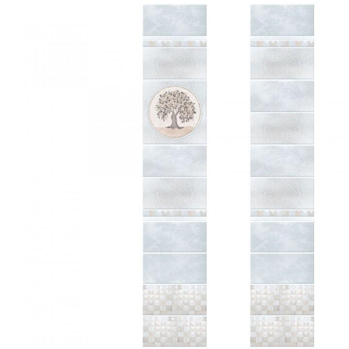 ПВХ-панели с имитацией плитки Шахерезада 3