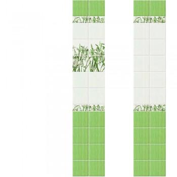 ПВХ-панели с имитацией плитки Весна