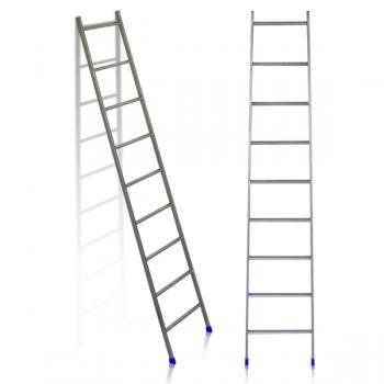 Лестница приставная 7 ступеней Ника Л7*
