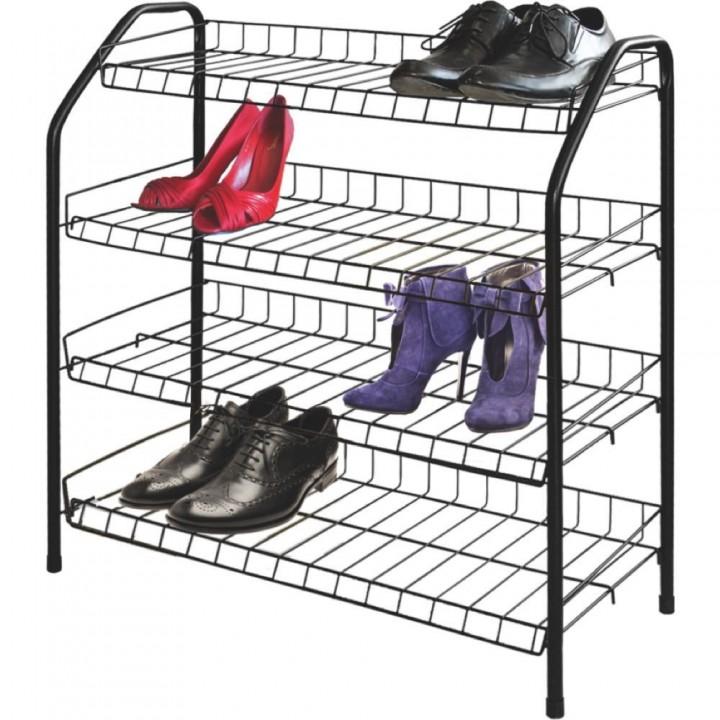 Этажерка для обуви разборная Ника ЭТ1