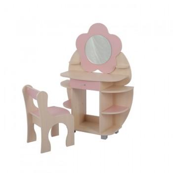 Детский туалетный столик MEBELSON Ромашка