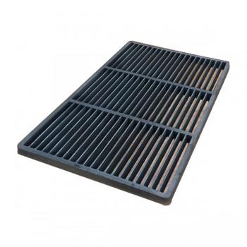 Решетка-гриль чугунная 330х550 Апекс