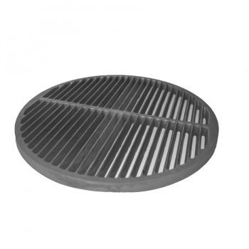 Решетка-гриль чугунная круглая 400 Апекс