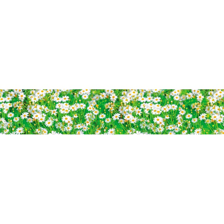 Кухонный фартук Цветочное поле