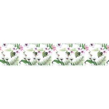 Кухонный фартук Орнамент из цветов