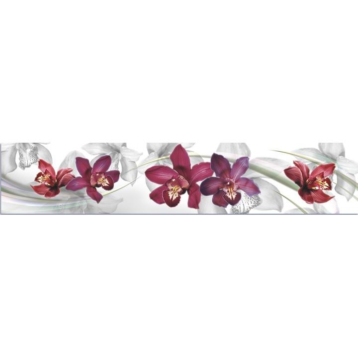 Кухонный фартук Орхидеи