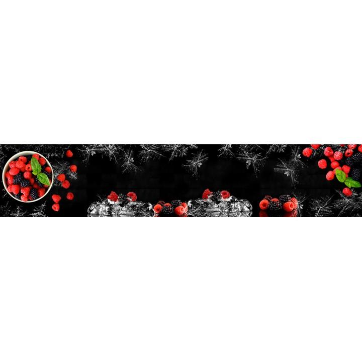 Кухонный фартук Морозные ягоды