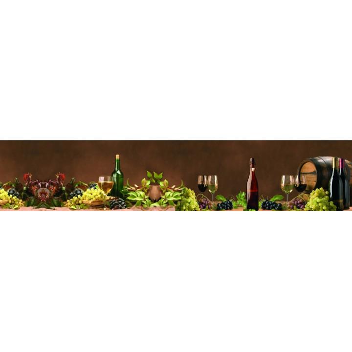 Кухонный фартук Виноград