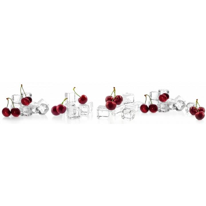 Кухонный фартук Ледяная вишня