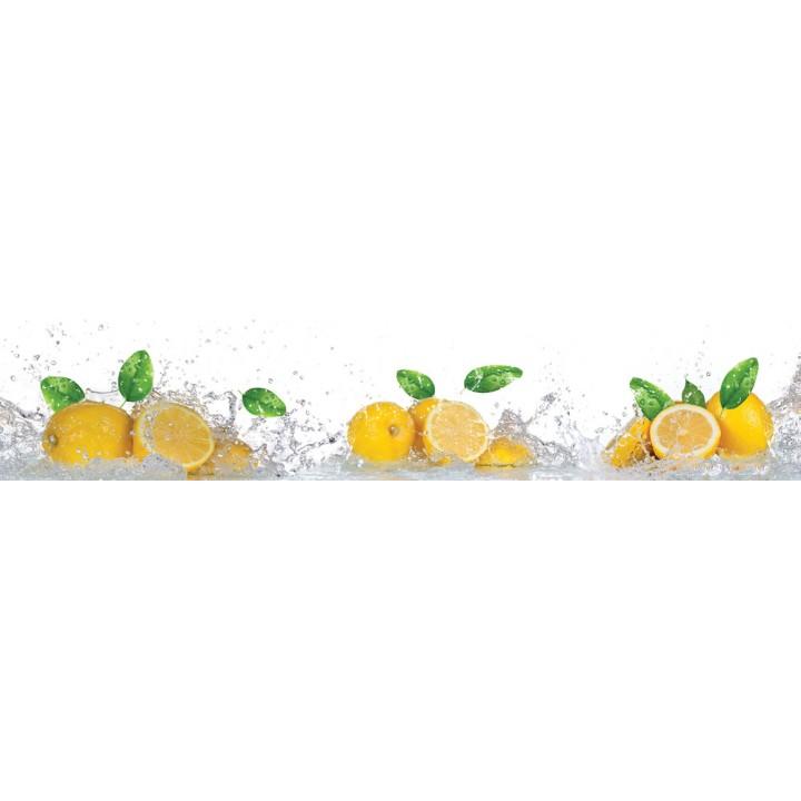 Кухонный фартук Лимонная свежесть