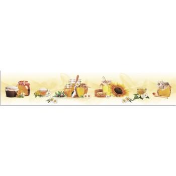 Кухонный фартук Мед