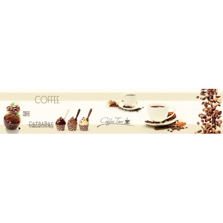 Кухонный фартук Кофейная классика