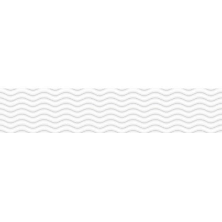Кухонный фартук Белая волна