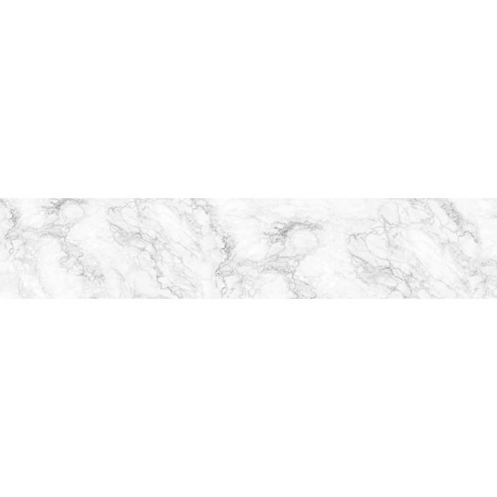 Кухонный фартук Мрамор белый