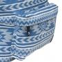 Рюкзак BRAUBERG Нордик 20л голубой 41х32х14 см 225357