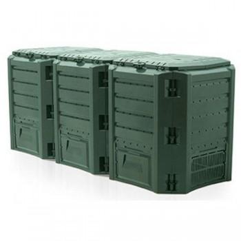 Компостер Module 1200 л зеленый IKSM1200Z-G851