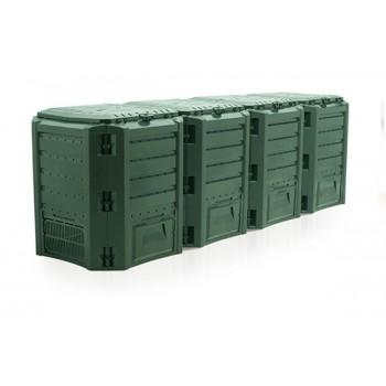 Компостер Module 1600 л зеленый IKSM1600Z-G851