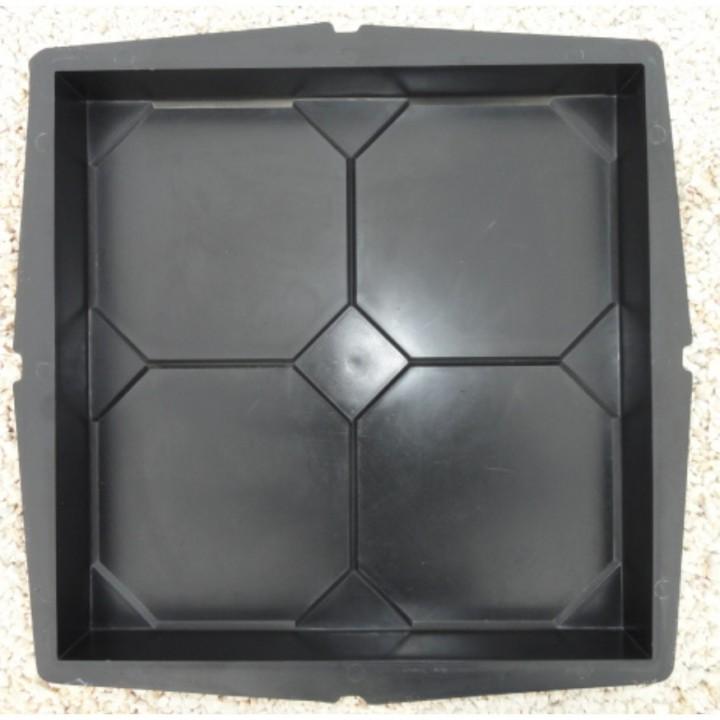 Форма для тротуарной плитки Alpha 72/2 35х35х5 Окно Ф33018