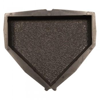 Форма для тротуарной плитки Alpha 19/4 Антик F IV Ф31004