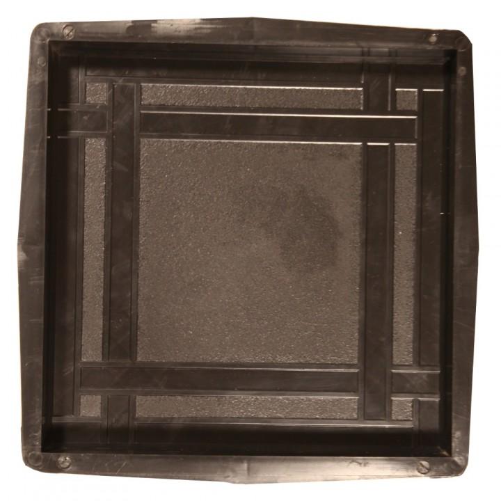 Форма для тротуарной плитки SP 30х30х3 Созвездие Ф12009