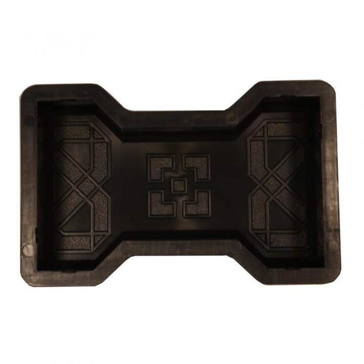 Форма для тротуарной плитки SP Двойное Т орнамент Ф11010