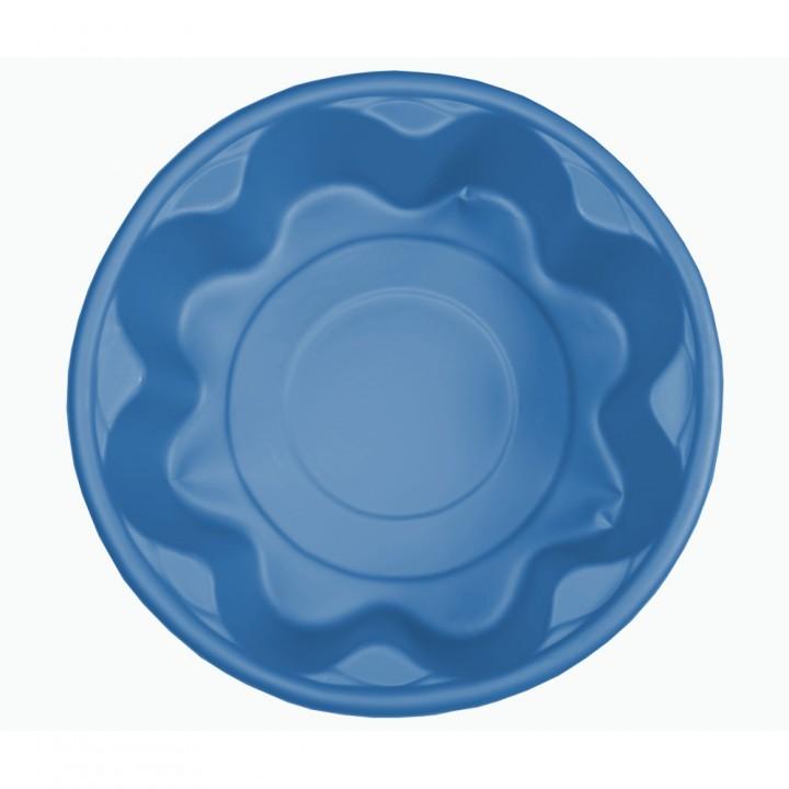 Клумба Ромашка синяя
