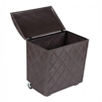 Контейнер для мусора пластиковый 540л Тингард