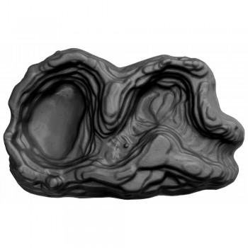 Ручей декоративный малый черный