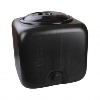 Бак для душевой пластмассовый 100л 3271М