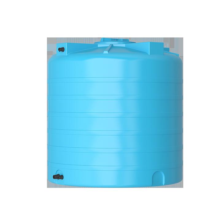 Бак для воды Aquatech ATV 1000 синий 16-2061