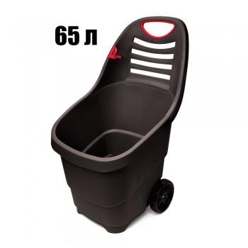 Садовая тачка HELEX 65л H809