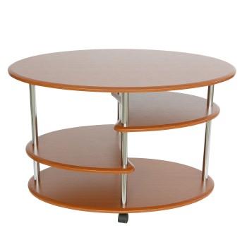 Журнальный столик Калифорния Мебель Эллипс