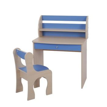 Комплект парта и стульчик MEBELSON Морячок