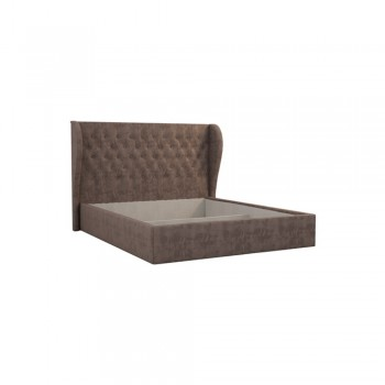Мягкая кровать MEBELSON Жасмин 1.6