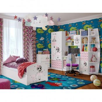 Комплект мебели для детской комнаты МиФ Мальвина