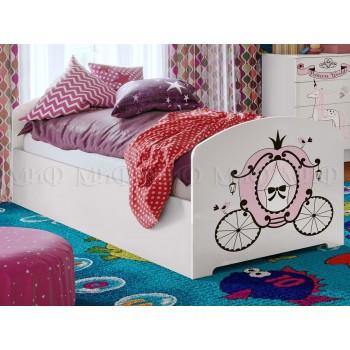Кровать МиФ Принцесса