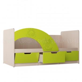 Кровать детская МиФ Юниор-3