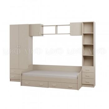 Комплект мебели для детской комнаты МиФ Вега-1