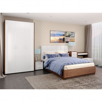 Модульная спальня Моби Камея компоновка 1