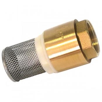 """Обратный клапан с несъёмной сеткой BELAMOS FV-A 1"""""""
