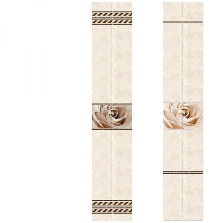 ПВХ-панели с имитацией плитки Артемида