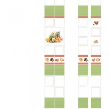 ПВХ-панели с имитацией плитки Изобилие