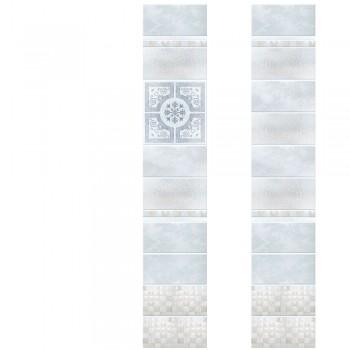 ПВХ-панели с имитацией плитки Шахерезада 1