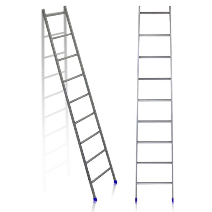 Лестница приставная 7 ступеней Ника Л7