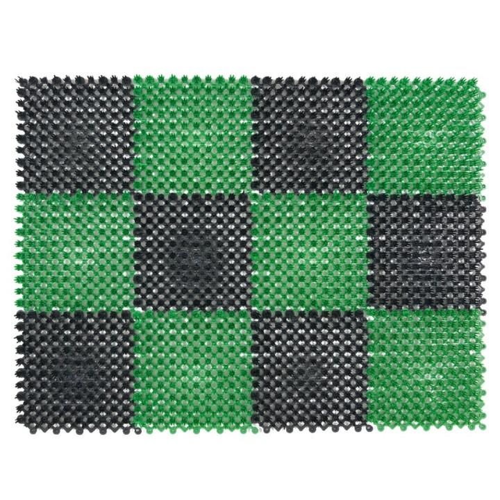 Коврик-травка SunStep 42х56 см черно-зеленый