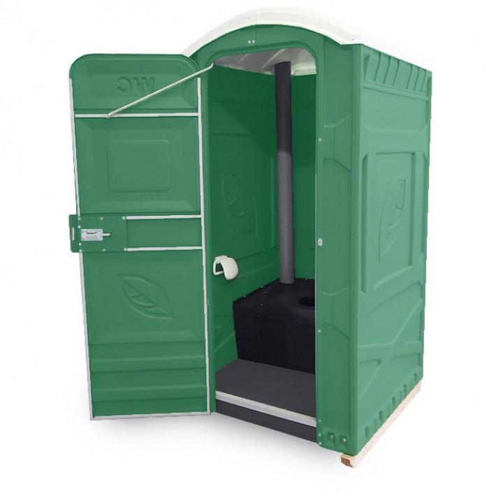 Туалетная кабина Эколайт Стандарт тип 2 разобранная