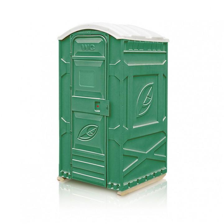 Туалетная кабина Эколайт Стандарт тип 1 собранная