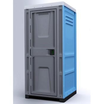 Туалетная кабина ToypeK разобранная синяя